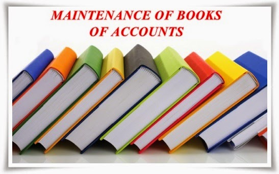 Solutions - Maintenance of Books of accounts